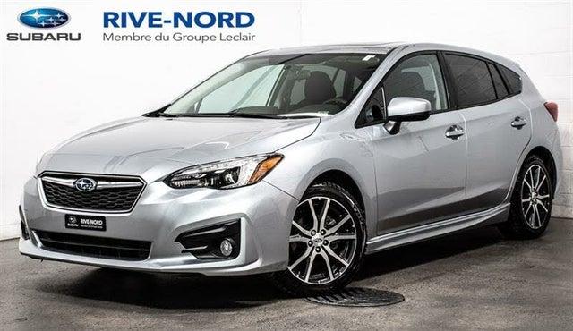 2019 Subaru Impreza 2.0i Sport Sedan AWD