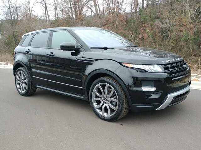2015 Land Rover Range Rover Evoque Dynamic Hatchback