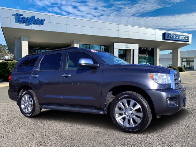 2017 Toyota Sequoia Limited