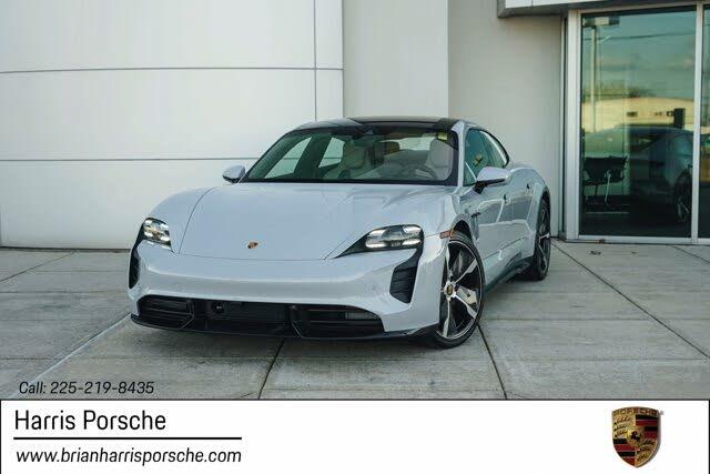 2021 Porsche Taycan Turbo AWD