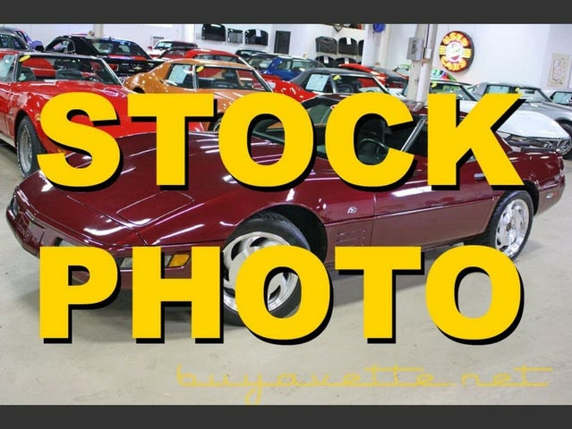 1993 Chevrolet Corvette Convertible RWD