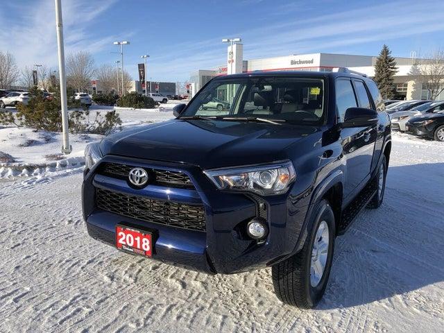 2018 Toyota 4Runner SR5 4WD