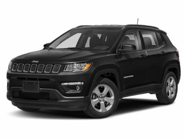 2019 Jeep Compass Altitude FWD