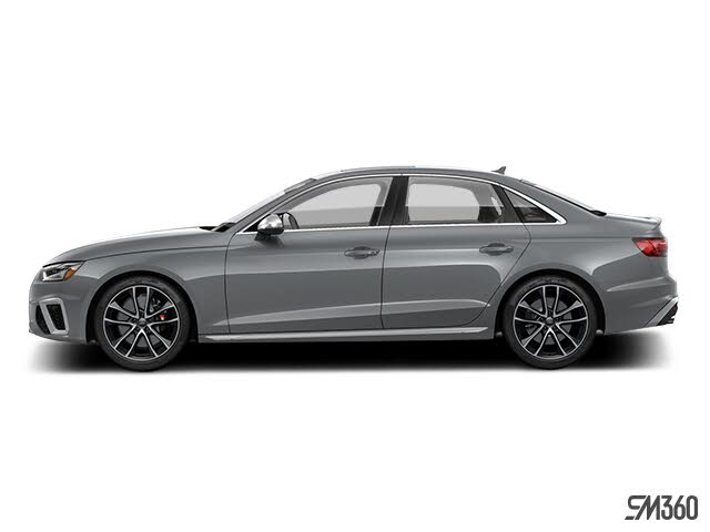 2020 Audi S4 3.0T quattro Technik Sedan AWD