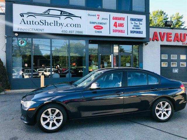 2012 BMW 3 Series 320i Sedan RWD