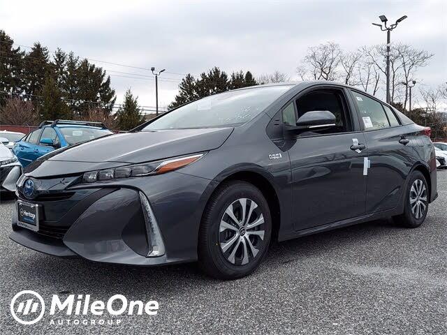 2021 Toyota Prius Prime LE FWD