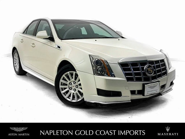 2012 Cadillac CTS 3.0L RWD