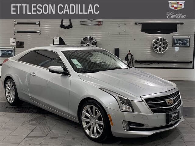 2015 Cadillac ATS Coupe 2.0T Performance AWD