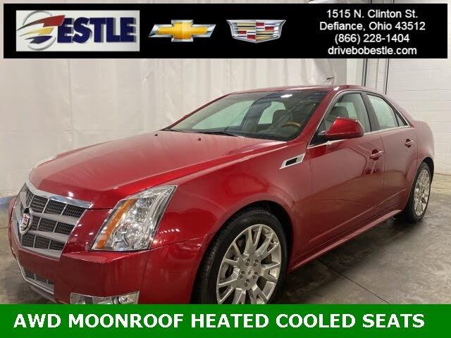 2011 Cadillac CTS 3.6L Premium AWD