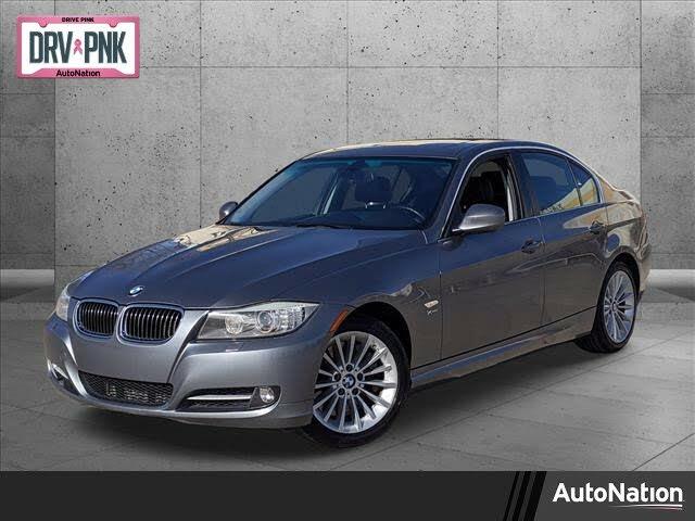 2011 BMW 3 Series 335i xDrive Sedan AWD