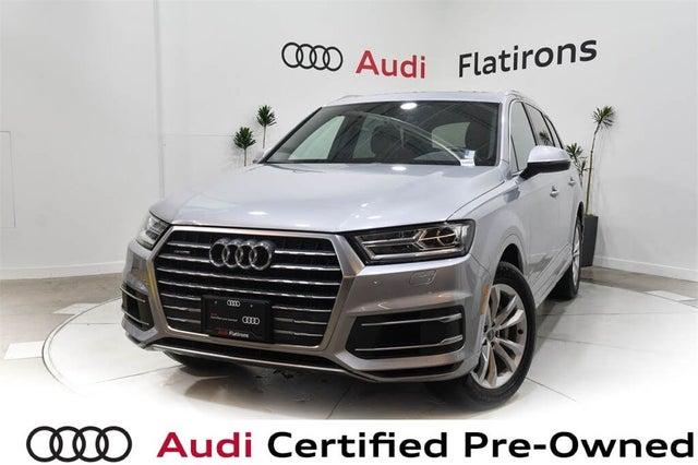 2019 Audi Q7 3.0T quattro Premium AWD