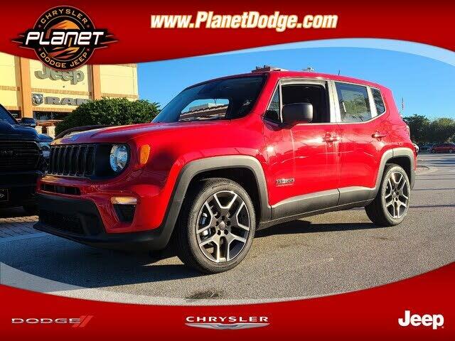 2021 Jeep Renegade Sport FWD