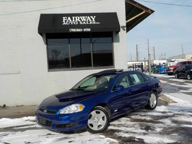 2007 Chevrolet Impala SS FWD