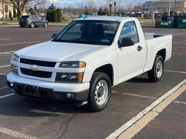 2012 Chevrolet Colorado Work Truck RWD