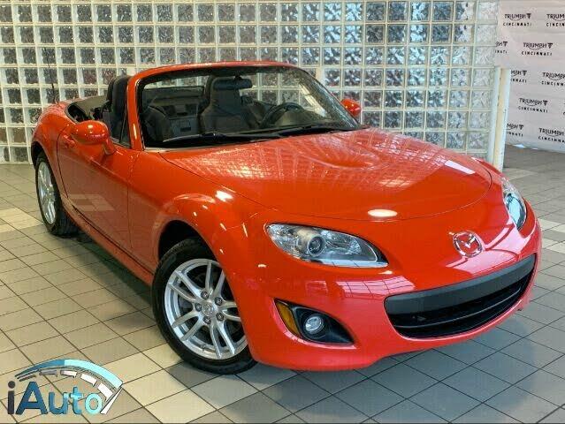 2012 Mazda MX-5 Miata Sport RWD