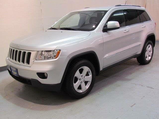 2012 Jeep Grand Cherokee Laredo X 4WD