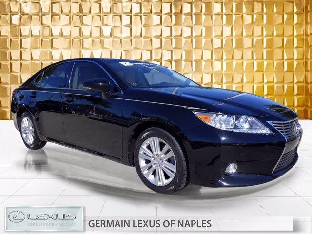 2015 Lexus ES 350 Crafted Line FWD