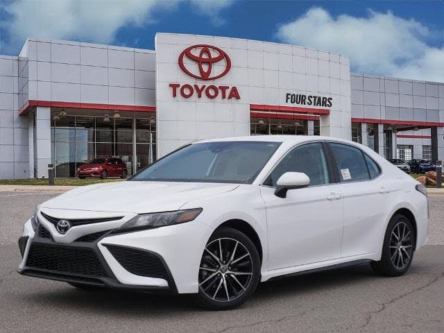 2021 Toyota Camry SE FWD