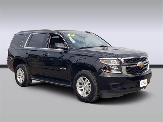 2019 Chevrolet Tahoe LT 4WD