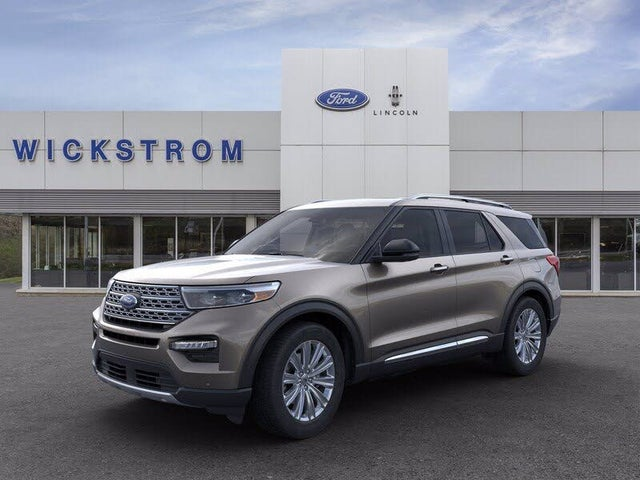 2021 Ford Explorer Hybrid Limited AWD
