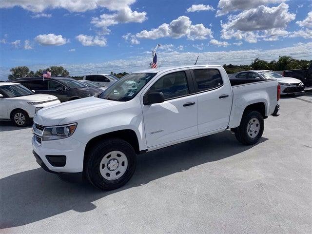 2017 Chevrolet Colorado Work Truck Crew Cab RWD