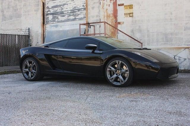 2007 Lamborghini Gallardo Coupe AWD