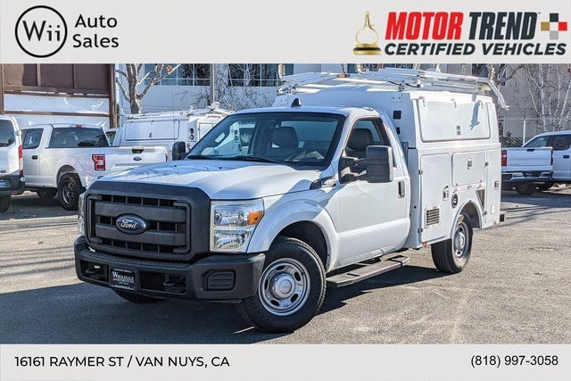 2013 Ford F-350 Super Duty XL LB DRW