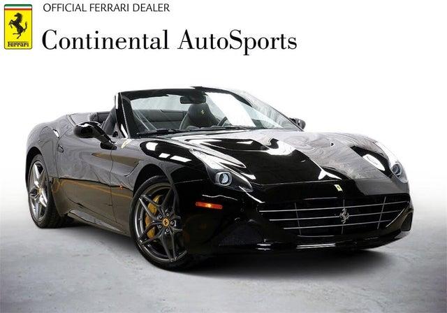 Used 2017 Ferrari California T For Sale Right Now Cargurus