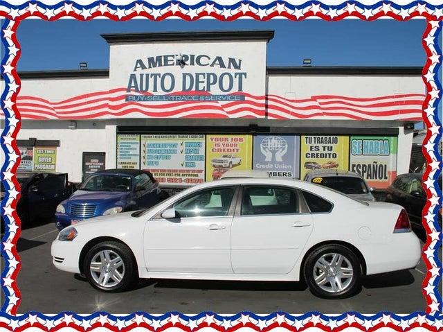 2013 Chevrolet Impala LT Fleet FWD