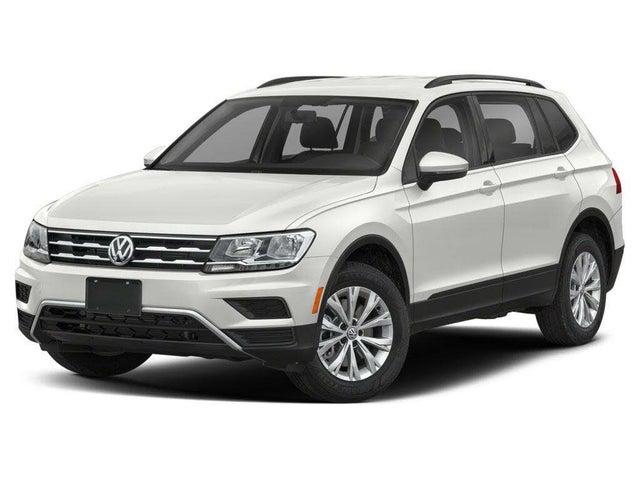 2021 Volkswagen Tiguan Trendline 4Motion AWD