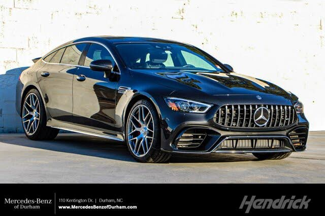 2019 Mercedes-Benz AMG GT 63 Sedan 4MATIC AWD