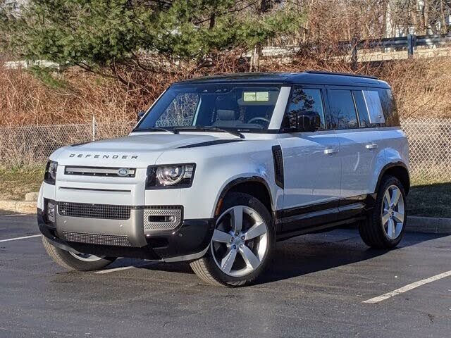 2021 Land Rover Defender 110 X-Dynamic SE AWD for Sale in ...