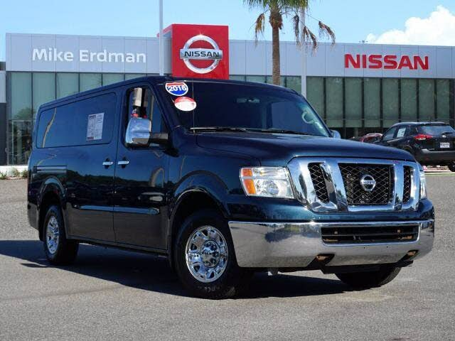 2016 Nissan NV Passenger 3500 HD SV V6