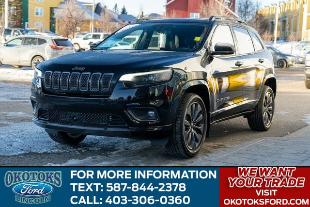 2020 Jeep Cherokee Limited 4WD