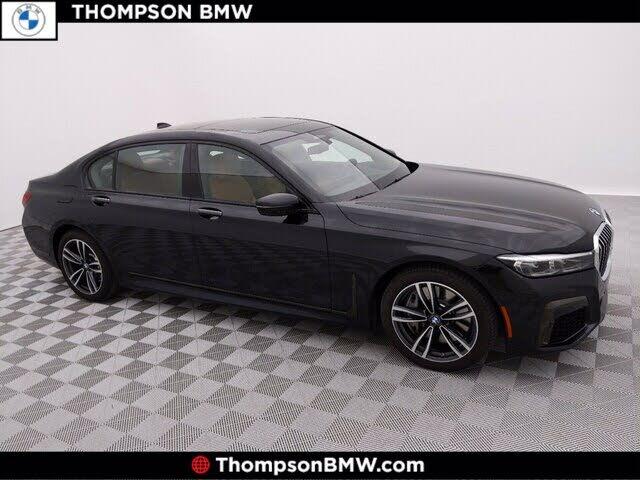 2020 BMW 7 Series 750i xDrive AWD