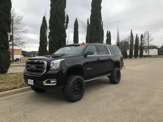 2018 GMC Yukon XL SLE 4WD
