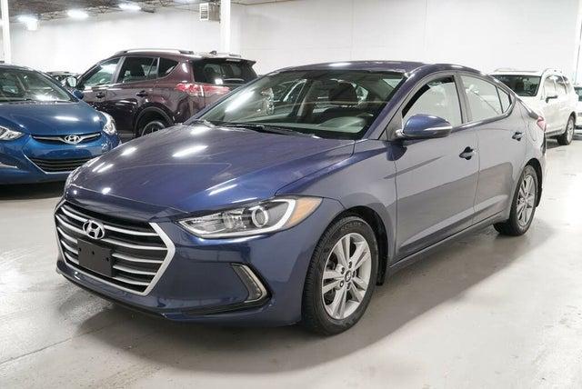 2018 Hyundai Elantra GL Sedan FWD