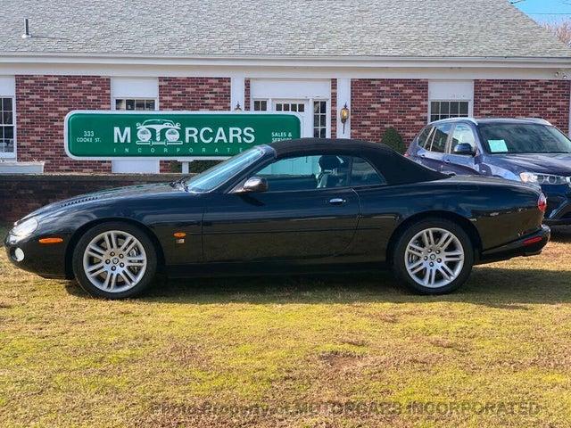 2003 Jaguar XK-Series XKR Convertible RWD
