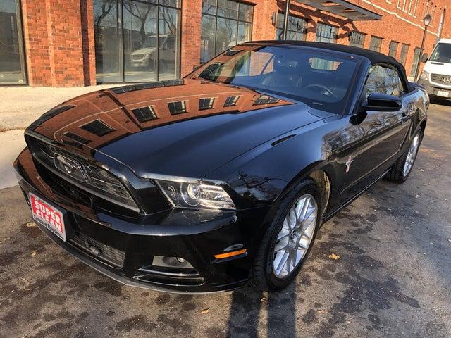 2014 Ford Mustang V6 Premium Convertible RWD