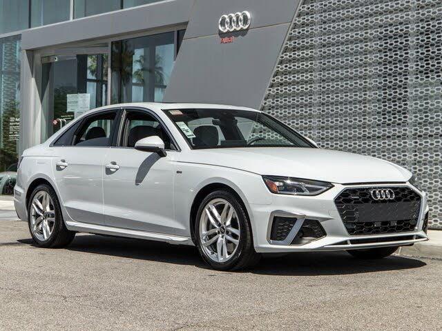 2020 Audi A4 2.0T quattro Premium AWD
