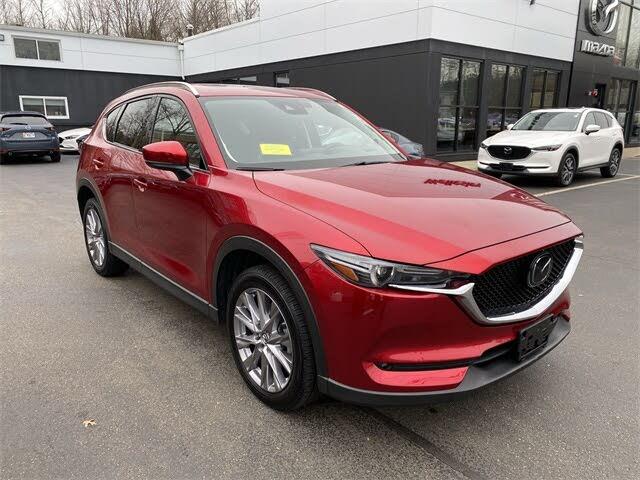 2019 Mazda CX-5 Grand Touring Reserve AWD