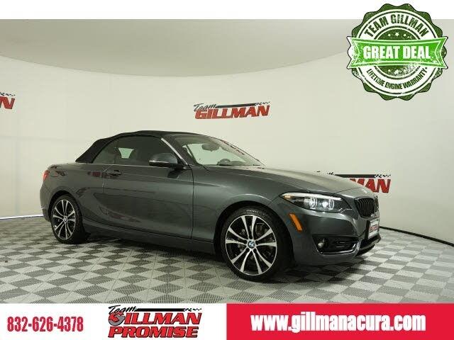 2020 BMW 2 Series 230i Convertible RWD