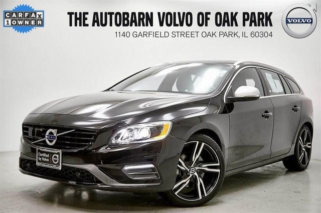 2017 Volvo V60 T6 R-Design Platinum AWD
