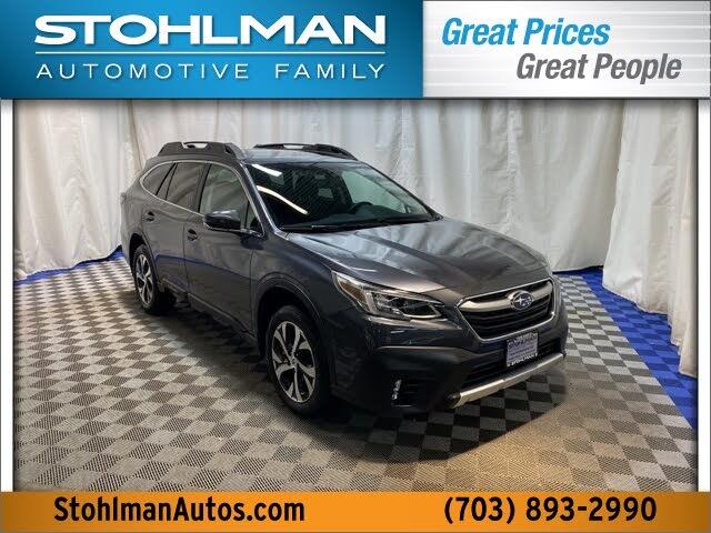 2020 Subaru Outback Limited AWD
