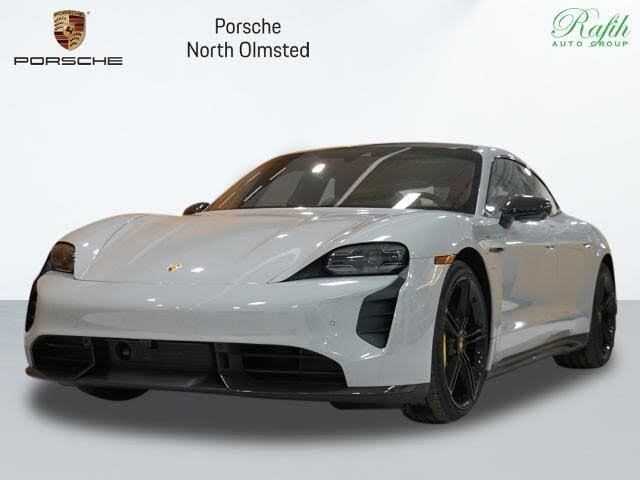 2021 Porsche Taycan Turbo S AWD