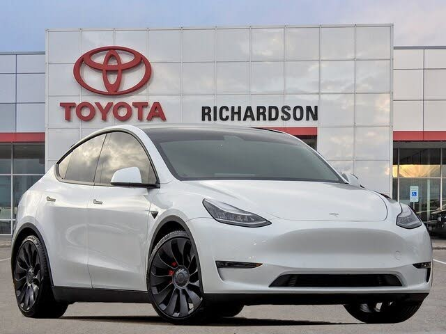 2020 Tesla Model Y Performance AWD