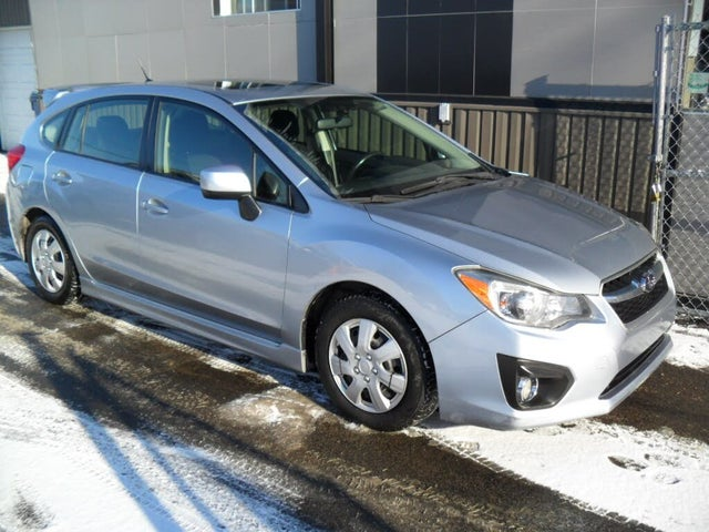 2012 Subaru Impreza 2.0i Premium Hatchback