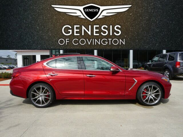 2021 Genesis G70 3.3T RWD