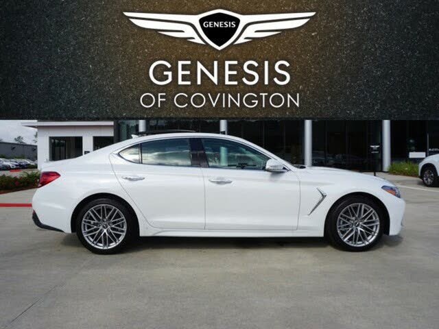 2021 Genesis G70 2.0T RWD