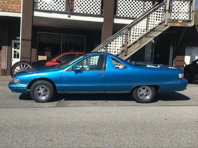 1991 Chevrolet Caprice Classic Sedan RWD